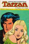 Cover for Tarzan Nouvelle Serie (Sage - Sagédition, 1972 series) #3