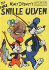 Cover for Walt Disney's serier (Hjemmet / Egmont, 1950 series) #5/1954