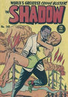 Cover for The Shadow (Frew Publications, 1952 series) #160