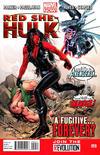 Cover for Red She-Hulk (Marvel, 2012 series) #59