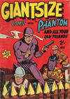 Cover for Giant Size Comic With the Phantom (Frew Publications, 1957 series) #9