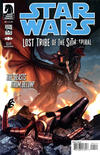 Cover for Star Wars: Lost Tribe of the Sith - Spiral (Dark Horse, 2012 series) #4