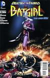 Cover for Batgirl (DC, 2011 series) #14