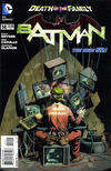 Cover for Batman (DC, 2011 series) #14
