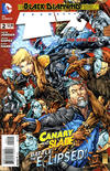 Cover for Team 7 (DC, 2012 series) #2