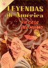 Cover for Leyendas de América (Editorial Novaro, 1956 series) #88