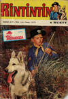 Cover for Rintintin et Rusty (Sage - Sagédition, 1970 series) #77