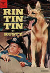 Cover for Rintintin et Rusty (Sage - Sagédition, 1970 series) #78