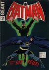 Cover for Batman Geant (Sage - Sagédition, 1972 series) #2