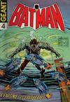 Cover for Batman Geant (Sage - Sagédition, 1972 series) #4