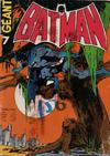 Cover for Batman Geant (Sage - Sagédition, 1972 series) #7
