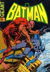 Cover for Batman Geant (Sage - Sagédition, 1972 series) #10