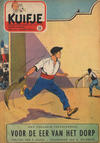Cover for Kuifje (Le Lombard, 1946 series) #39/1953