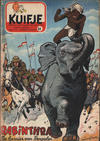 Cover for Kuifje (Le Lombard, 1946 series) #44/1953