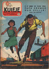 Cover for Kuifje (Le Lombard, 1946 series) #23/1954