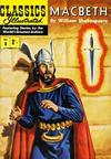 Cover for Classics Illustrated (Thorpe & Porter, 1951 series) #4 - MacBeth [Price variant]