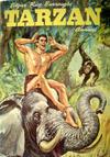 Cover for Tarzan Annual (World Distributors, 1960 series) #1961