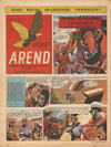 Cover for Arend (Bureau Arend, 1955 series) #Jaargang 9/52