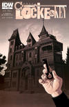 Cover for Locke & Key: Omega (IDW, 2012 series) #1