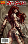 Cover Thumbnail for Red Sonja (2005 series) #46 [Cover B by Fabiano Neves]