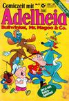 Cover for Adelheid (Condor, 1974 series) #25