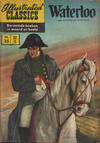 Cover Thumbnail for Illustrated Classics (1956 series) #35 - Waterloo [HRN 114]