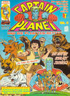 Cover for Captain Planet (Condor, 1992 series) #3