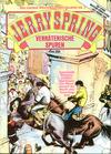 Cover for Jerry Spring (Condor, 1984 series) #2 - Verräterische Spuren