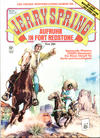 Cover for Jerry Spring (Condor, 1984 series) #1 - Aufruhr in Fort Redstone