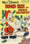 Cover for Walt Disney's serier (Hjemmet / Egmont, 1950 series) #12/1954