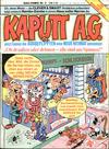 Cover for Kaputt A.G. (Condor, 1987 series) #3
