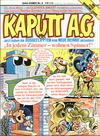 Cover for Kaputt A.G. (Condor, 1987 series) #5