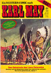 Cover for Karl May (Condor, 1976 series) #12