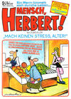 Cover for Mensch, Herbert! (Condor, 1989 series) #1