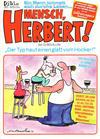 Cover for Mensch, Herbert! (Condor, 1989 series) #3