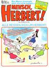 Cover for Mensch, Herbert! (Condor, 1989 series) #4
