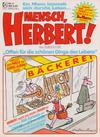 Cover for Mensch, Herbert! (Condor, 1989 series) #6