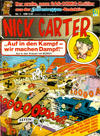 Cover for Nick Carter (Condor, 1985 series) #1
