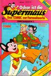 Cover for Oskar ist die Supermaus (Condor, 1980 series) #2