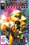 Cover for Marvel Comics Presents (Marvel, 2007 series) #8 [Newsstand]