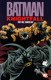 Cover Thumbnail for Batman: Knightfall, Part One: Broken Bat (1993 series)  [3rd print]