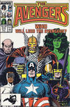 Cover for The Avengers (Marvel, 1963 series) #279 [Direct]