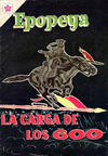 Cover for Epopeya (Editorial Novaro, 1958 series) #24