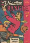 Cover for The Phantom Ranger (Frew Publications, 1948 series) #16