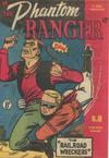 Cover for The Phantom Ranger (Frew Publications, 1948 series) #18