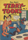 Cover for Terry-Toons Comics (Magazine Management, 1950 ? series) #7