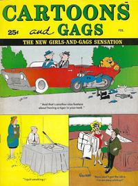 Cover Thumbnail for Cartoons and Gags (Marvel, 1959 series) #v9#1