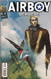 Cover Thumbnail for Airboy: Deadeye (Antarctic Press, 2012 series) #2