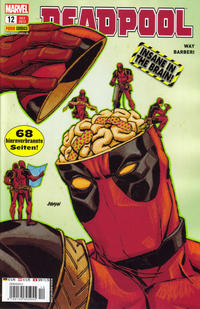 Cover Thumbnail for Deadpool (Panini Deutschland, 2011 series) #12