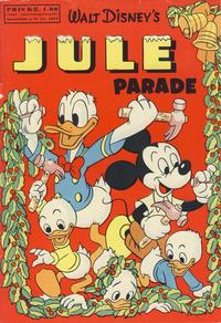 Cover Thumbnail for Walt Disney's serier (Hjemmet / Egmont, 1950 series) #11/1954